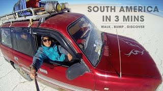 South America in 3mins - GoPro: Walk Bump Discover