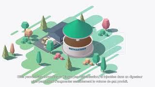 Elles bougent pour l'Energie : les algues et le biométhane, par GRTGa…