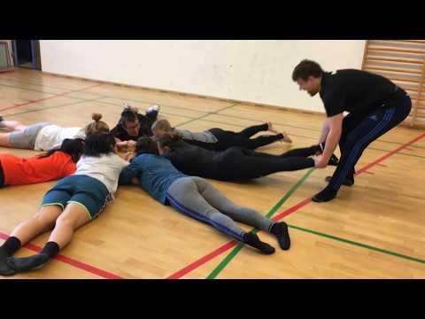 DGI Vestjylland - Unge I Front - uddannelsescenter Mariebjerg
