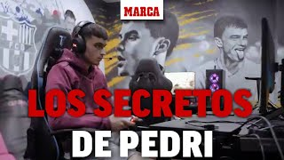 Los secretos de Pedri: vive solo con su hermano, la camiseta que le dio Modric... I MARCA