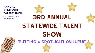 Full Show: 3rd Annual Statewide Talent Show