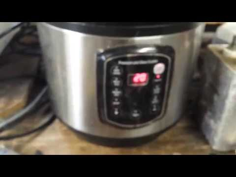 Making Graphene in a pressure cooker-how to