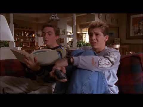 Malcolm in the Middle - Season 3 Opening Scenes