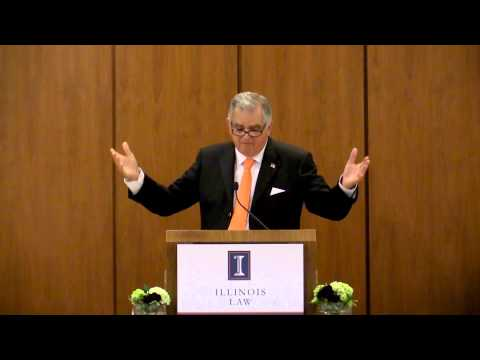 "Ray LaHood on ""Bipartisanship in Government"" - 10/23/15"