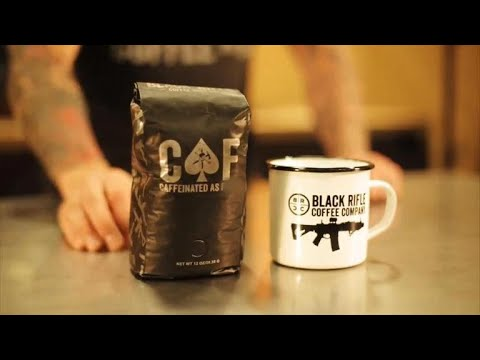 Black Rifle Coffee: Behind the company selling beans with a message
