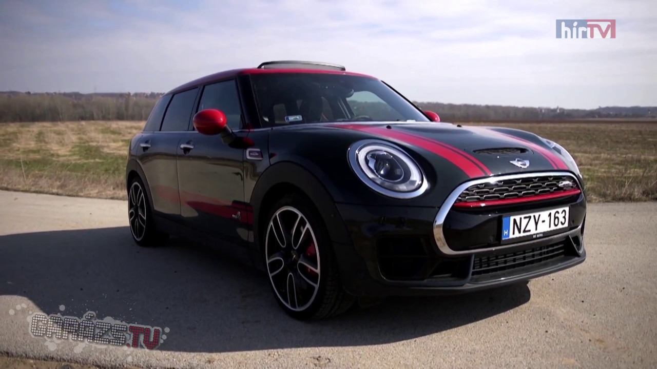 Mini Clubman John Cooper Works 2017 Youtube