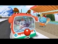 Free Kids Game Download Christmas Bus For Kids Games - Pretend Play Baby Game - By Dr Panda