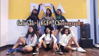 KGF: Gali Gali | Neha Kakkar | Dance Choreography | Team Rada