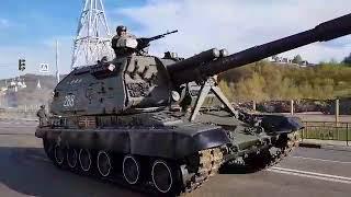 Военная техника в Нижнем Новгороде