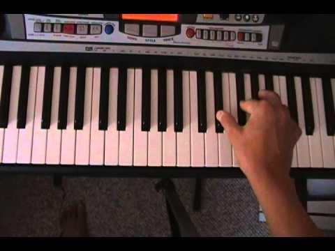 Liquor Store Blues: Bruno mars piano tutorial  Part 1