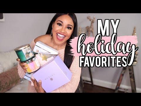 Holiday Favorites! Tatcha Skincare, Bath & Body Works Candles and Makeup Gift Sets | NitraaB