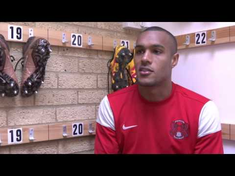 PREVIEW: Striker Jay Simpson ahead of Luton Town encounter