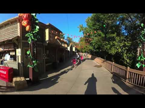 Silver Dollar City In 360 Video ~ Branson, MO