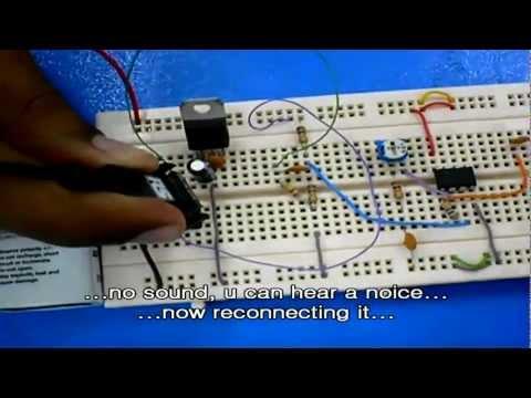 Audio Transmission Over Optical Fiber Cable.wmv