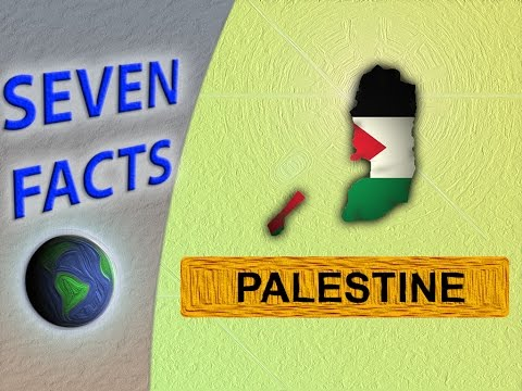 7 Facts about Palestine