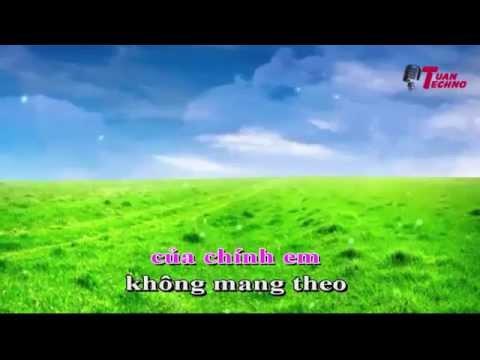 Vì Sao Thế Karaoke Beat Chuẩn - Vì Sao Thế Phạm Khánh Hưng Karaoke - TuanTechno