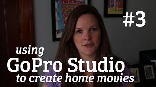 gopro studio tutorial adding music transitions titles