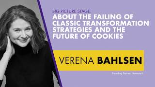Verena Bahlsen: Über Die Zukunft Der Kekse (Keynote) | OMR Festival 2019 - Hamburg, Germany | #OMR19