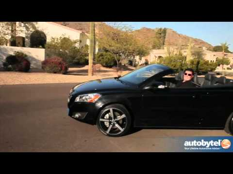 2012 Volvo C70 Inscription Polestar Test Drive & Convertible Car Review
