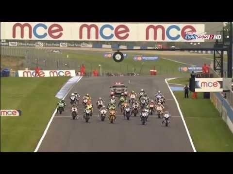 Race 2 Highlights, Round 9 Donington Park - MCE Insurance British Superbike Championship