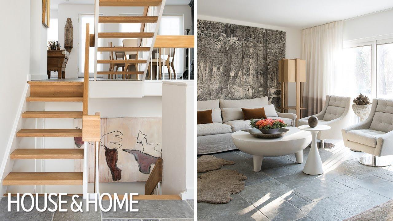 best interior design ideas living room with grey carpet for split level homes youtube