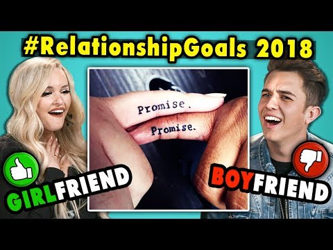 10 Relationship Goals From 2018 Reviewed By Couples | The 10s (React)