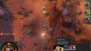 warhammer 40,000 dawn of war 2 pc  gameplay HD