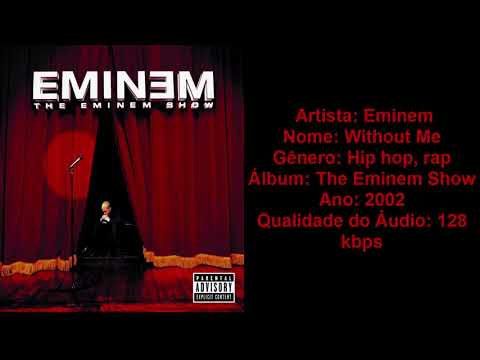 Eminem  Without Me  Download Musica MP3