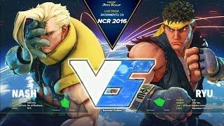 sfv rzr infiltration vs mcz tokido ncr 2016 grand finals cpt 2016