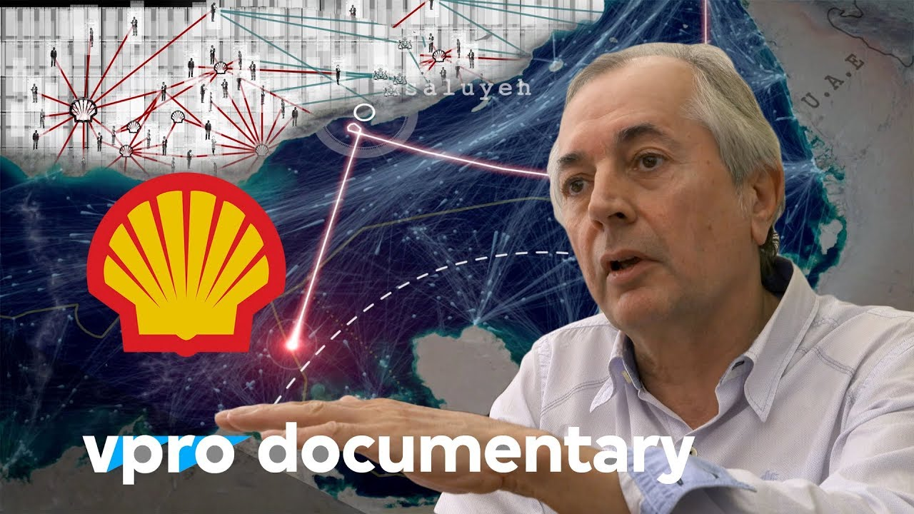 Big Data: The Shell Investigation
