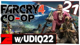 Far Cry 4 Co-op [Pt.21] 2 HANGLIDERS!