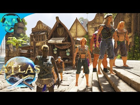 ATLAS - Crewing Up the Galleon and Sweet Revenge on the Army of the Damned! E12