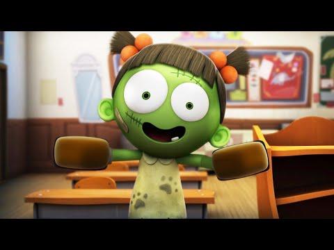 Getting Dirty  - Spookiz | WildBrain Cartoons