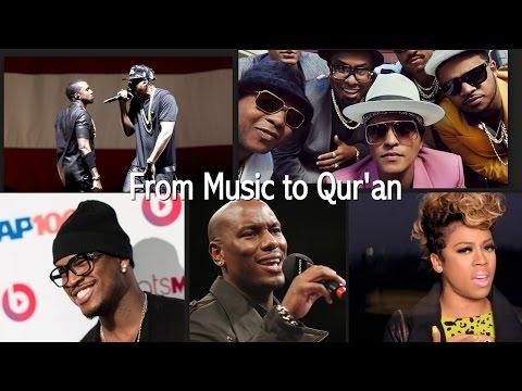 From the Illuminati Music industry to Islam