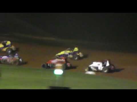 mscs feature start Bloomington Speedway