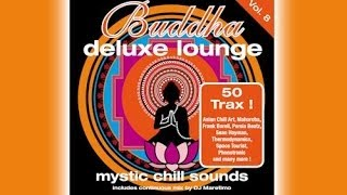 DJ Maretimo - Buddha Deluxe Lounge Vol.8 (Full Album) HD, Mystic Bar & Buddha Sounds