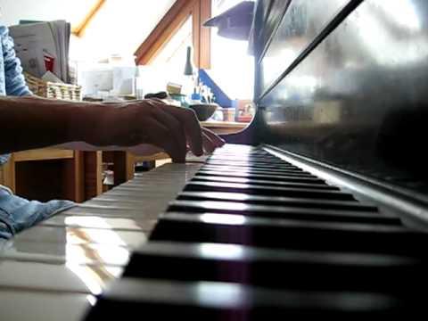 The Hitmen - Like I Love You - Piano Cover Version Instrumental