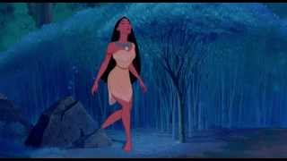 Disney Princess - Pocahontas (Pocahontas) - Colors of the Wind HD (720p)