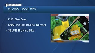 Фото Bike Thefts In Denver - How To Protect Your Bike