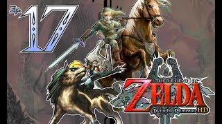Zelda Twilight Princess HD 17 Подводный храм 12