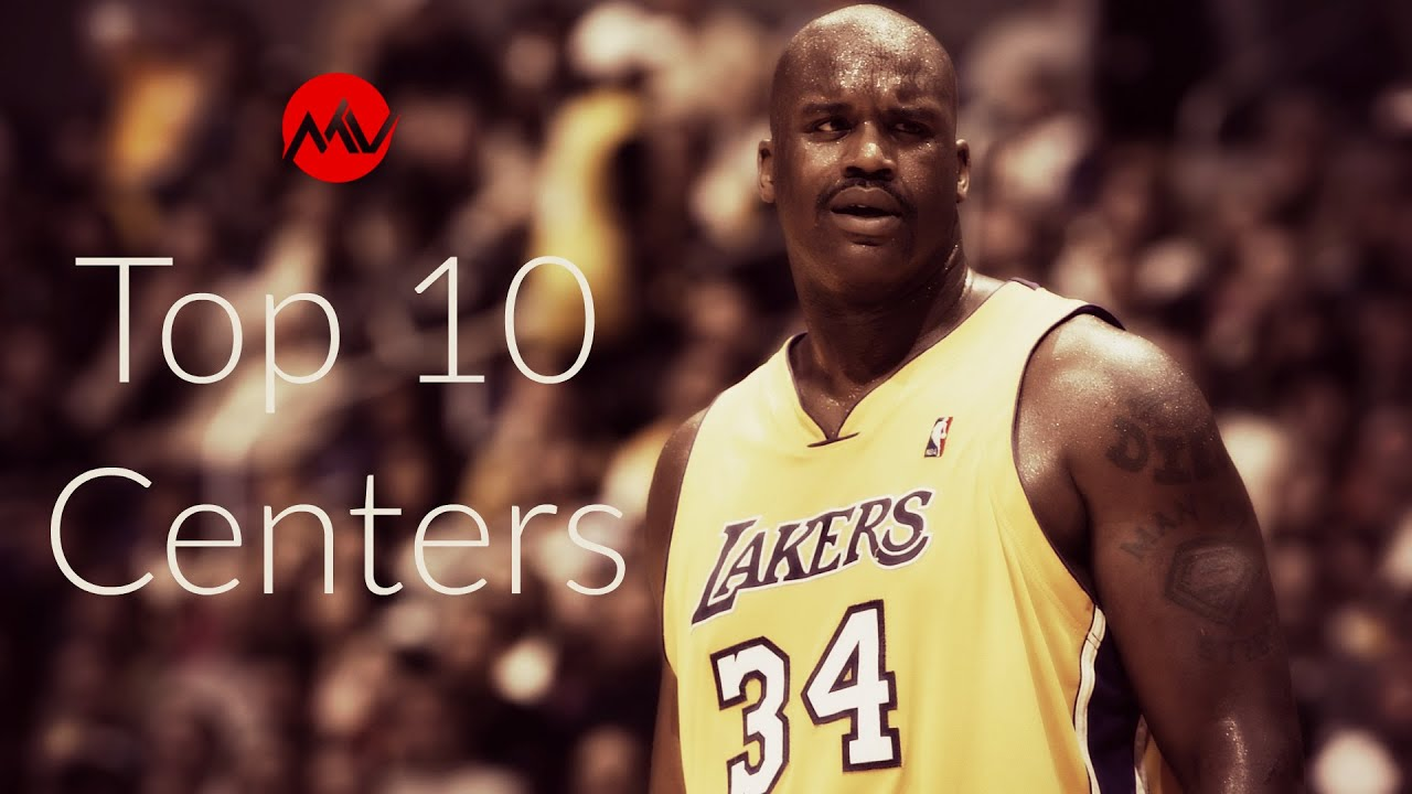 Uk Basketball: Top 10 NBA Centers Of All Time