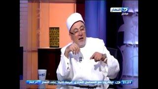 الشيخ خالد الجندى والحديث حول المولد النبوى الشريف صلى الله علية وسلم #اخر النهار