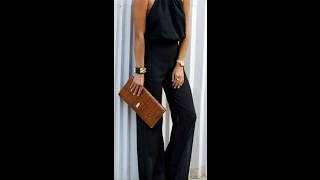 The Most Elegant Jumpsuits for Women
