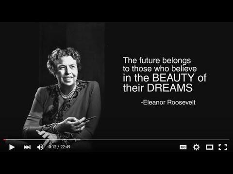 The Future Belongs to You!