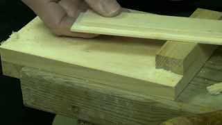 Get Into Woodworking S1e5 - Diy Bench Hook, Chisel Sharpening, Better Box