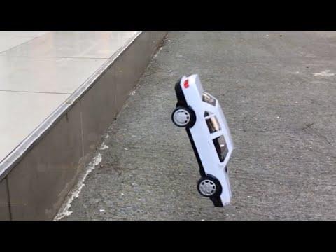 Kumandalı Oyuncak Araba Efsane Tofaş Doğan SLX - Başına  Gelmeyen Kalmadı Ama Hala Sağlam !