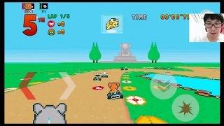 【発見】スマホでマリオカートやりたいならコレ!| Poppy Kart Racer Gameplay