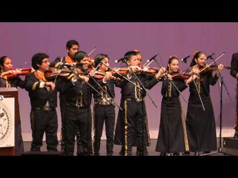 2013 Texas State High School Mariachi Competition Stephen F Austin Middle School Academy Performance