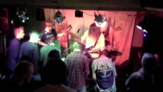 Mushroom Caravan Overdrive - Psychedelic Lady Live 28/12 2011