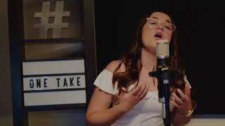 Twice - Christina Aguilera (Cover) Katrine Sansregret - 1/2 finale Onetake Video